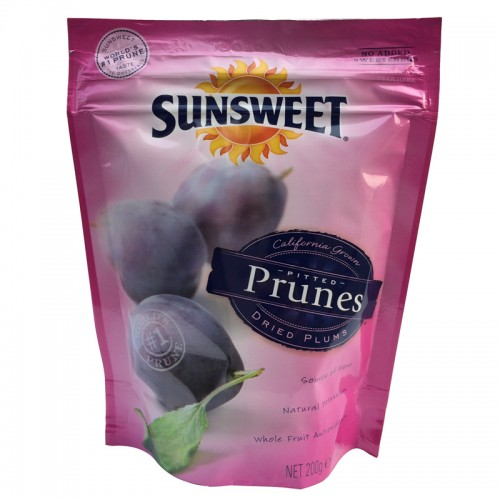 Sunsweet Seedless prunes (227g)